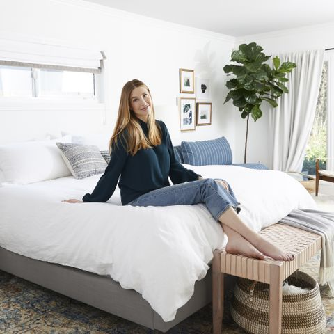 Whitney Port Proves that Nurseries Can Be Chic and Elevated