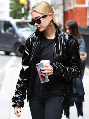 Did Hailey Baldwin Find the World's Most Flattering Skinny Jeans?