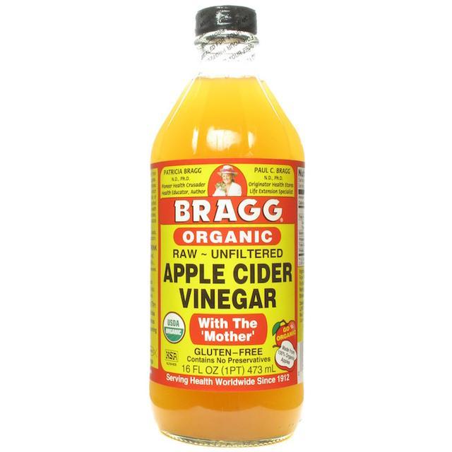 Bragg's Organic Raw Apple Cider Vinegar