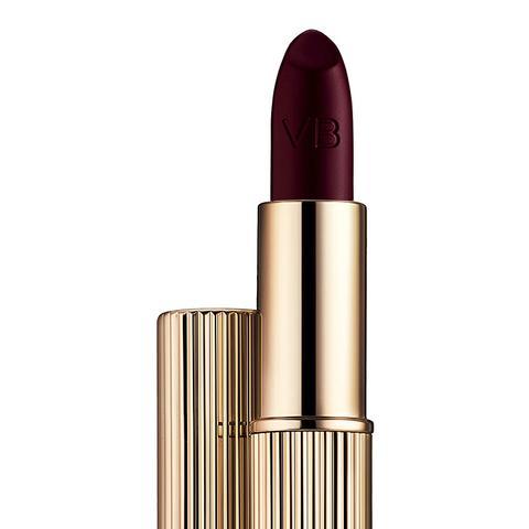 Matte Lipstick in Black Cassis