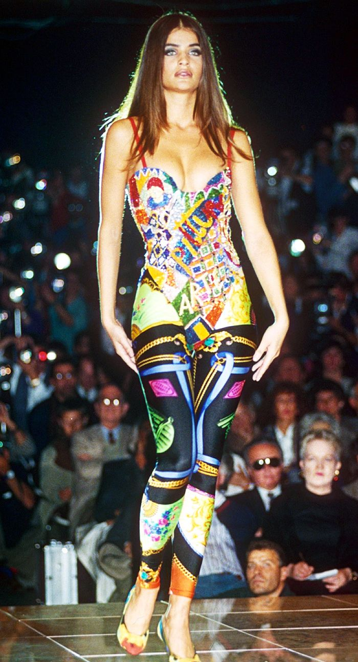 Versace vintage leggings: Vintage leggings