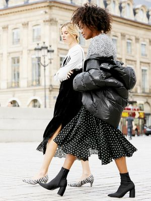 Girls in Paris Are All Shopping This Affordable Brand