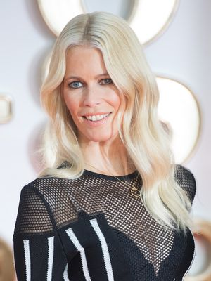 Claudia Schiffer Just Opened Up About About Cindy Crawford and Kaia Gerber