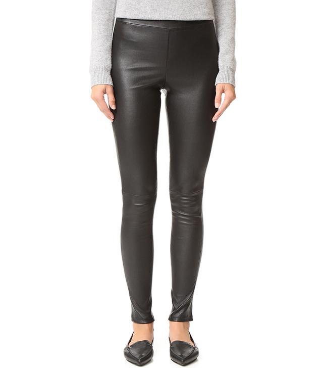 Adbelle Leather Pants