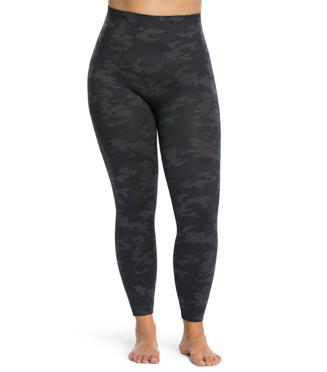 Plus Size Women's Spanx Look At Me Now Seamless Leggings