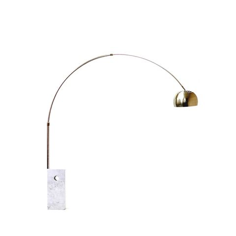 Arco Style Lamp