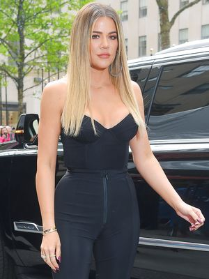 Wait, Is Khloé Kardashian Pregnant Too?