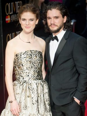 Game of Thrones' Kit Harington and Rose Leslie Are Engaged—Get the Details