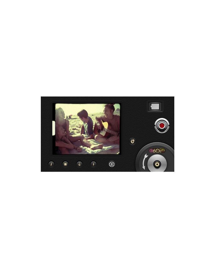 Nexvio Inc. 8mm Vintage Camera App
