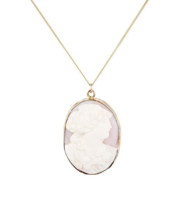 Women's Cameo Pendant Necklace
