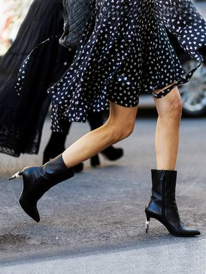 "Is This ""Over"" Fall Boot Trend Officially Back?"