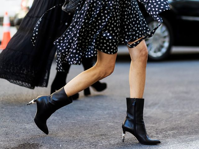 mid-calf boots street style