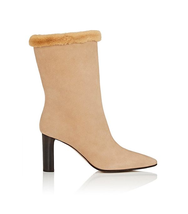 Women's Emil Suede Mid-Calf Boots