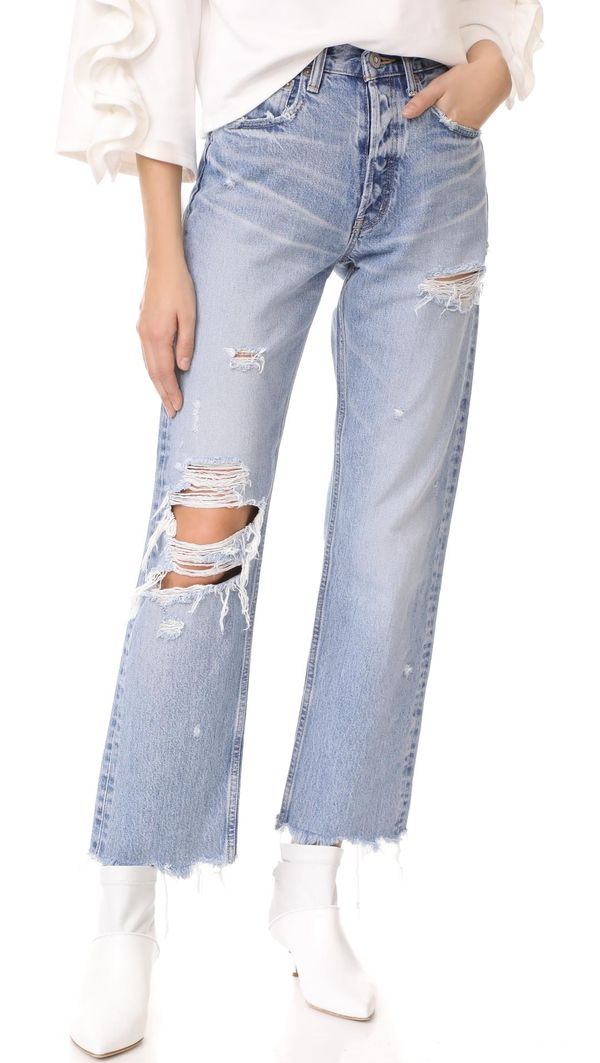 MV Loa Wide Leg Jeans
