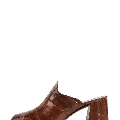 Frances Heeled Mules