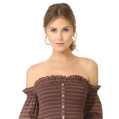 Blaine Off the Shoulder Top