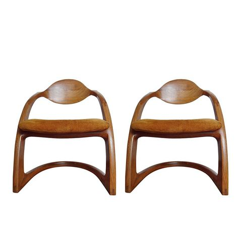 Pair of Zephyr Chairs
