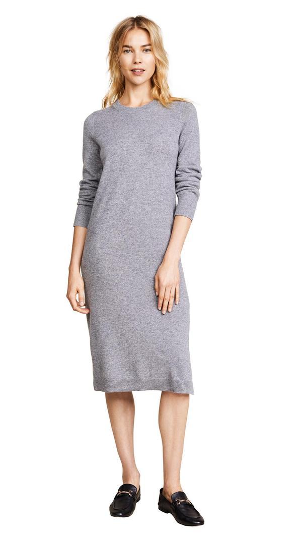Snyder Cashmere Dress