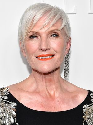 Introducing CoverGirl's Newest Ambassador: 69-Year-Old Maye Musk