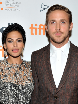 Ryan Gosling and Eva Mendes's Daughter Makes a Rare, Adorable Appearance