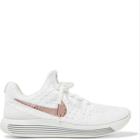 Lunarepic Metallic Flyknit Sneakers