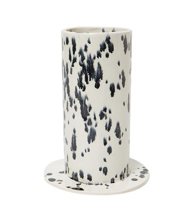 Dalmatian Well Vase