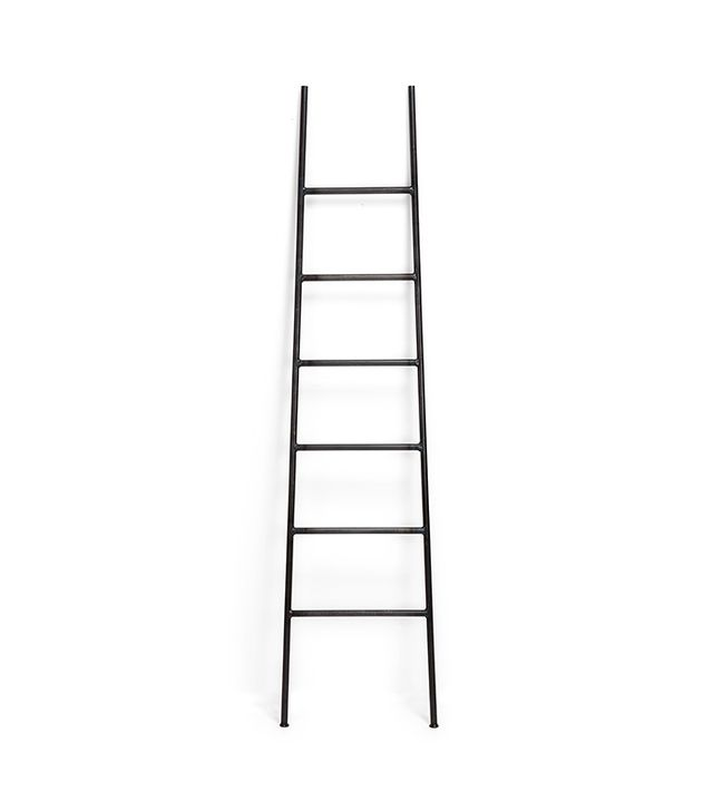Flatiron-Wrought Steel 5 Rung Ladder