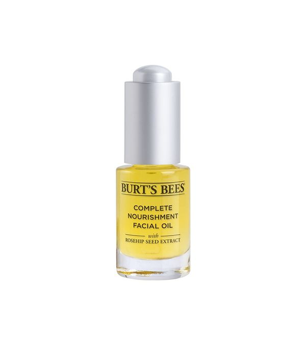 Burt's Bees Complete Nourishment Facial Oil - best face oil for dry skin