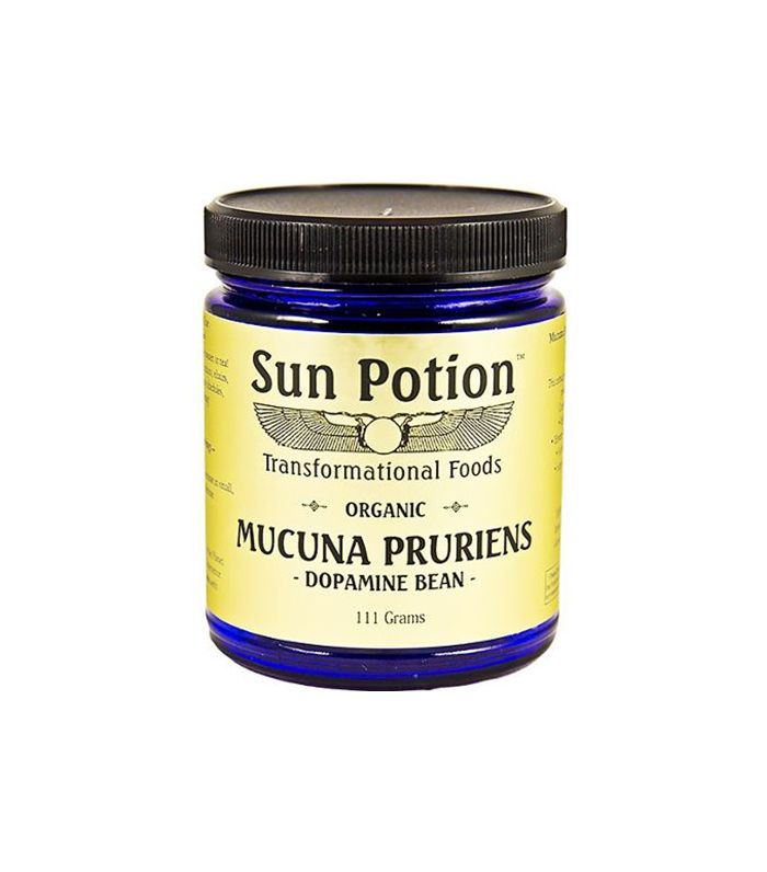Organic Mucuna Pruriens Powder by Sun Potion