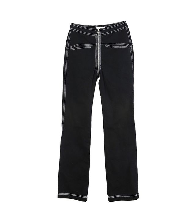Lorod Zip Through Pants