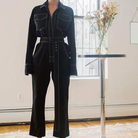 Workwear Jumpsuit Black
