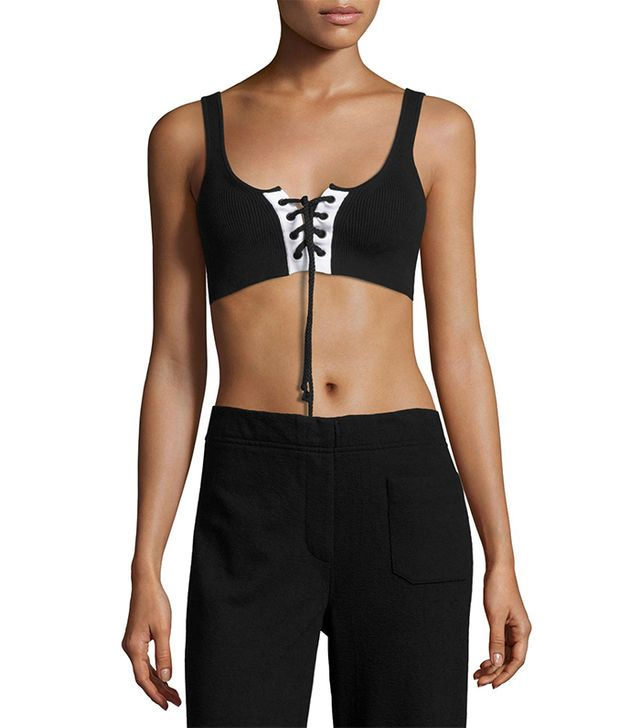 history of the sports bra