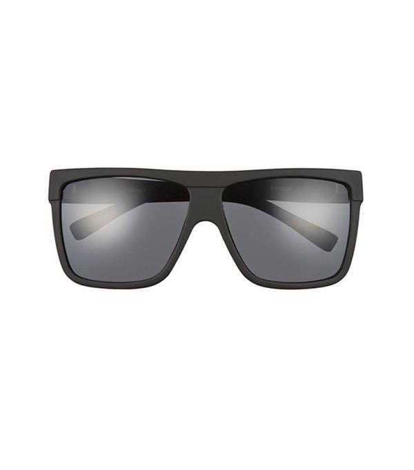 'Barnun' 60Mm Sunglasses - Black / Smoke Lens
