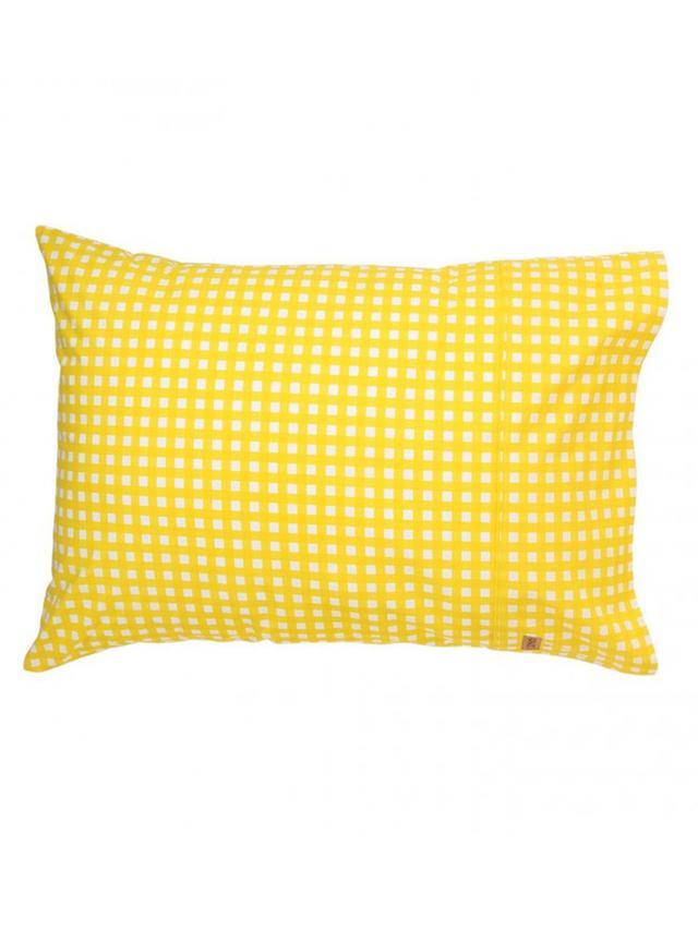 Kip & Co Gingham Pillowcase
