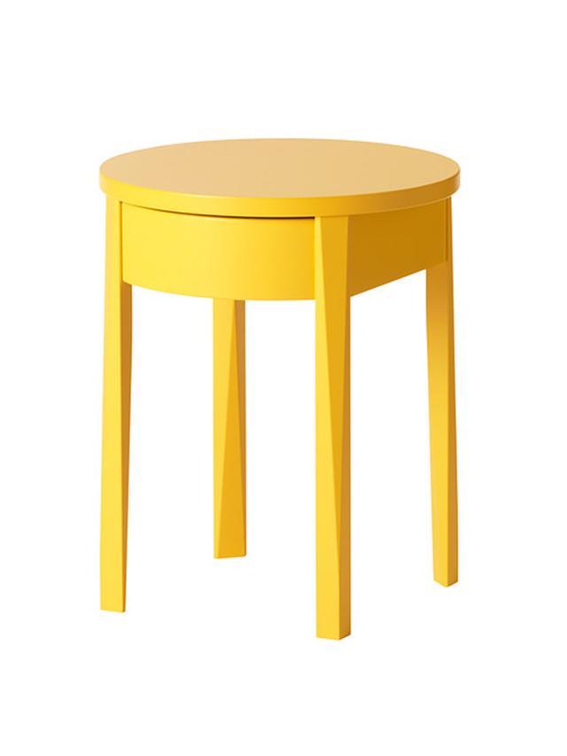 IKEA Stockholm Bedside Table