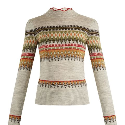 Shop the Best Fair Isle Jumpers on the Market | WhoWhatWear UK