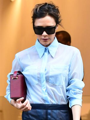 The 2-Piece Outfit Victoria Beckham Can't Stop Wearing
