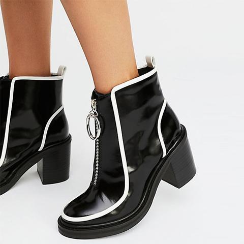 Verona Heel Boots