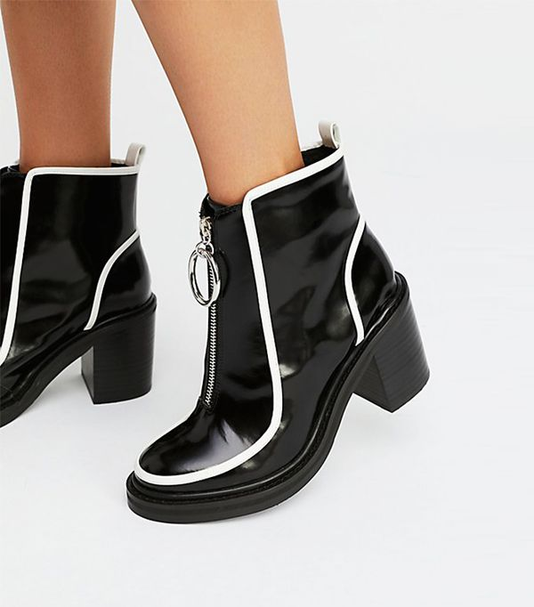 Verona Heel Boot by Shellys London at Free People