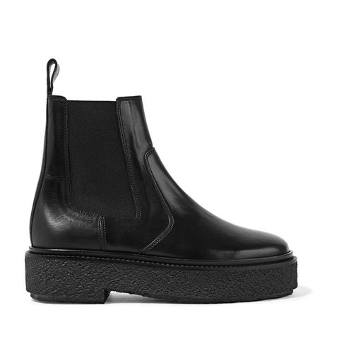 Celton Leather Chelsea Boots