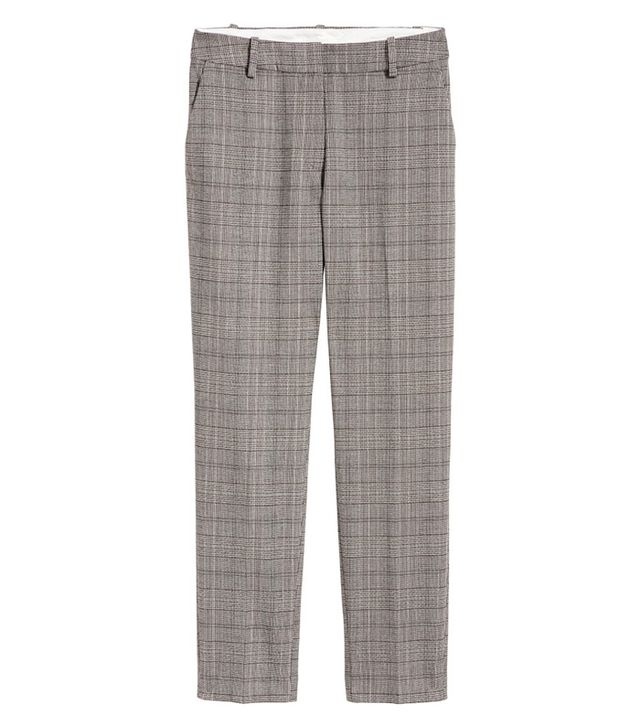 Stovepipe Pants