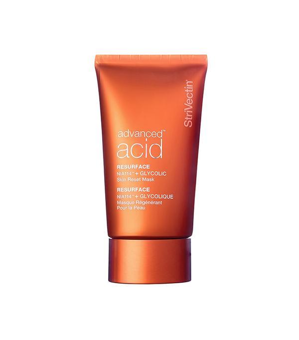 StriVectin Advanced Acid Glycolic Skin Reset Mask - amazon october beauty launches