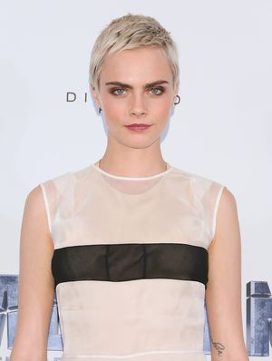 Cara Delevingne Just Opened Up About Depression and Mental Health