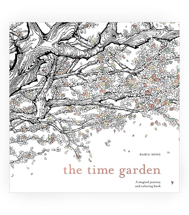 Daria Song The Time Garden