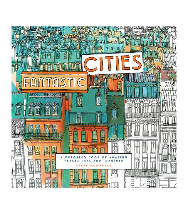 Steve McDonald Fantastic Cities