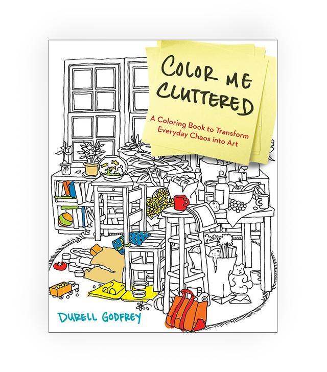 Durell Godfrey Color Me Cluttered