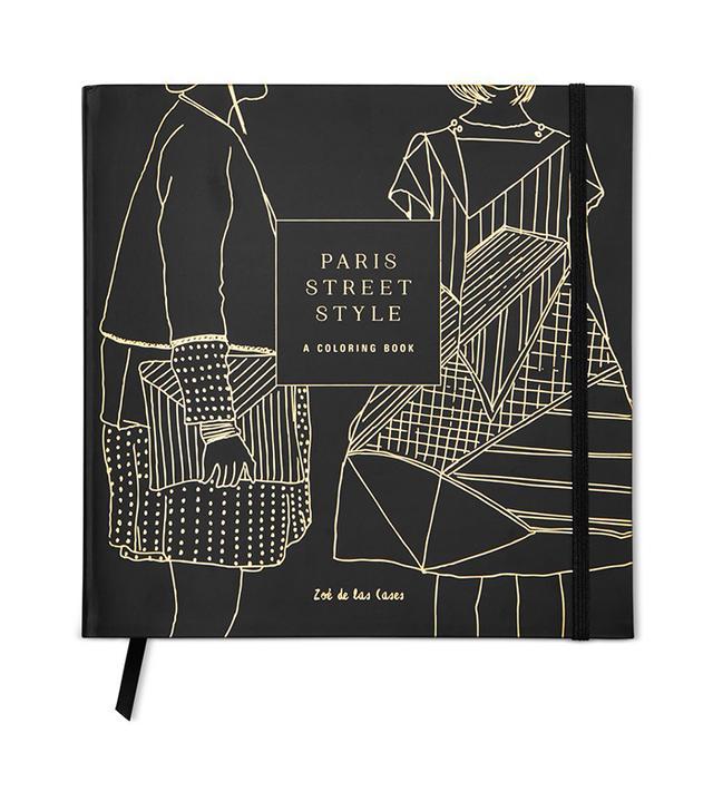 Zoe de las Cases Paris Street Style