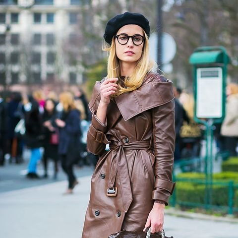 This Is How to Wear Black Tights With All Your Dresses