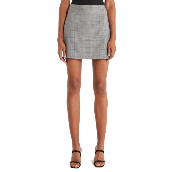 Bubble but mini skirts 11 Plaid Skirt Outfits To Try This Season Who What Wear
