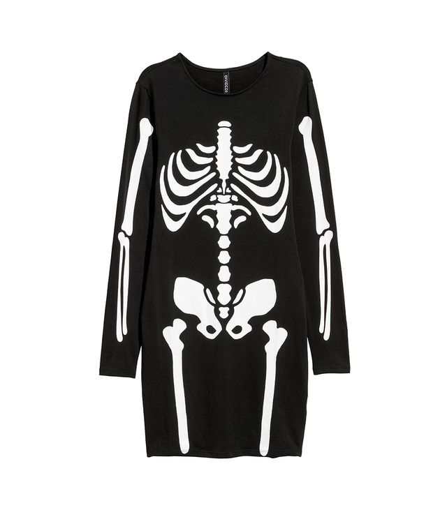 H&M Fitted Jersey Dress